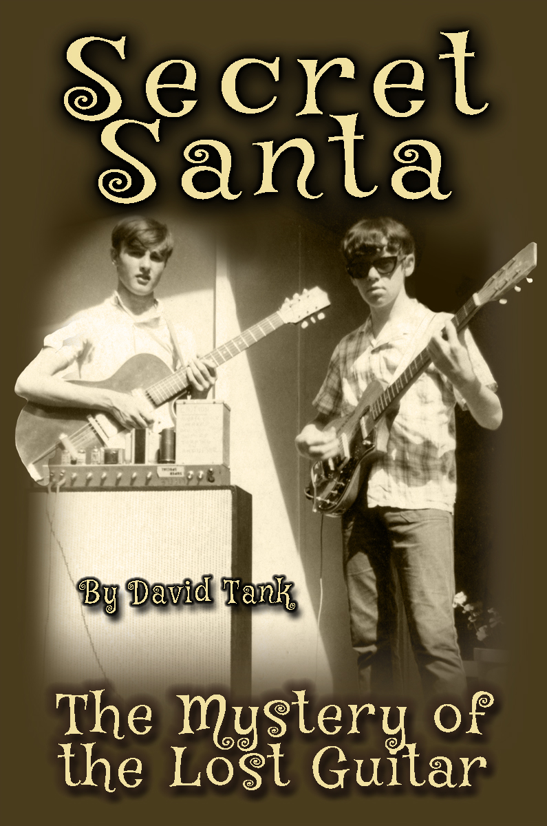 Secret Santa: The mytery of the lost guitar. Preview